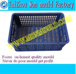 Plastic Mould for Collapsible Bottle Industrial Crate pictures & photos