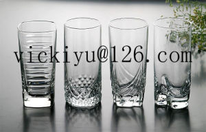 300ml~500ml Glass Beer Mug Glass Wine Cup Glassdrinking Cup pictures & photos