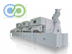 C-a Nonwoven Opening and Bleding System