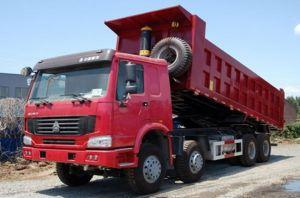 Zz3317 Euro3 35 Ton Tipper Truck pictures & photos