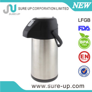 New Design Stainless Steel Air Pot Thermos Vacuum Flask with LFGB (ASUO) pictures & photos