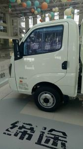 Cargo 2WD Chinese Diesel Engine Waw New Truck for Sale pictures & photos