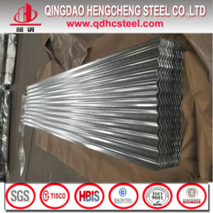Galvanized Corrugated Steel Sheet with Price pictures & photos
