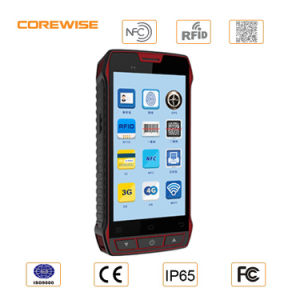 5 Inch Rugged 1.2GHz Android Handheld PDA with UHF RFID Barcode pictures & photos