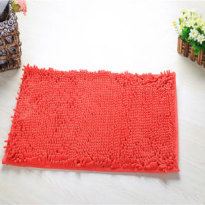 Indoor Anti Slip Polyester Cotton Acrylic Microfiber Chenille Carpets pictures & photos