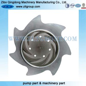 Bronze Centrifugal Chemical Water Pump Impeller with Painted pictures & photos
