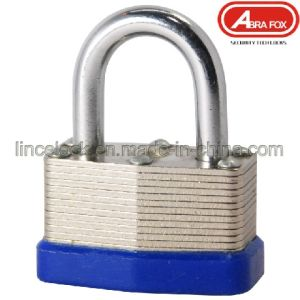 Steel Padlock/Steel Laminated Padlock (402) pictures & photos