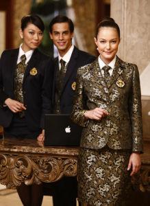 2014 Work Uniform, Hotel Uniform (UFM130051) pictures & photos