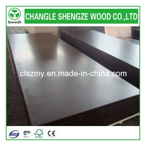 2016 Hot Sale 18mm Dynea Brown Film Faced Plywood pictures & photos