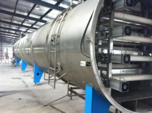 Food Drying Machining
