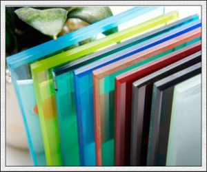 6.38-42.30mm Tempered Laminated Glass with Customized Sizes pictures & photos