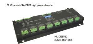 32channels *4A DMX512 Decoder 8/16 Bit pictures & photos