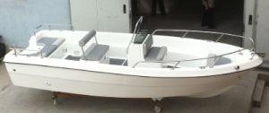 5m Fishing Boat Fiberglass Fishing Boat White Boat Cheap Boat pictures & photos