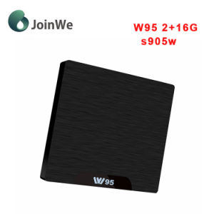 W95 Internet Android TV Box Amlogic S905W Set Top Box Kodi Full Loaded 2+16g pictures & photos