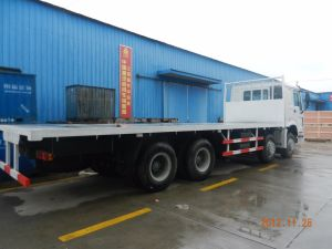 China Popualr Sinotruk HOWO 8X4 Fence Cargo/Lorry Truck pictures & photos