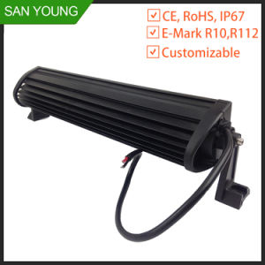 Automobile CREE LED Light Bar 12V 20 Inch for Truck Driving E-MARK ECE pictures & photos