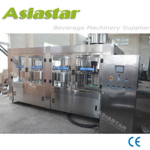 Automatic Rotary Soda Water Filling Making Machine Turn Key pictures & photos