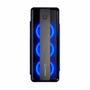 Gamemax Moonlight Gaming Case, with 3xring Type LED Bright LEDs Fan pictures & photos