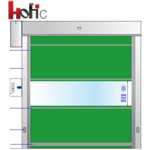 Industrial Roller Shutter High Speed Door with SGS Approved pictures & photos
