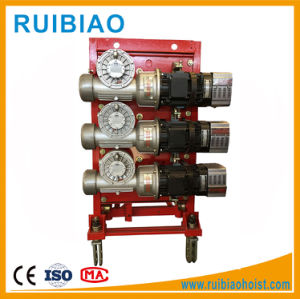 Construction Hoist Elevator Ce Approved Worm Gear Gearbox pictures & photos