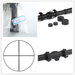 Tactical 4X20 Rifle Scope Hunting & Shooting Monocular pictures & photos