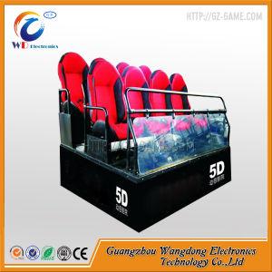 Mobile Truck 9 Seats 5D Cinema Equipment Virtua Games pictures & photos