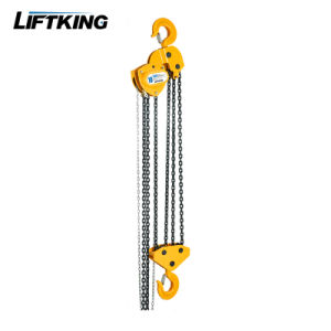 3 Ton 5 Ton Manual Chain Block Types of Chain Block pictures & photos
