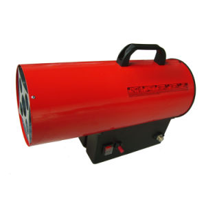 30kw Portable Industrial Gas Heater with The Handle pictures & photos