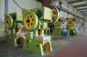 J21-100t C Frame Eccentric Stamping Punching Press Machine pictures & photos