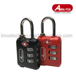 Tsa Luggage Locks (2 Pack) - 4 Digit Combination Steel Padlocks - Approved Travel Lock for Suitcases & Baggage pictures & photos