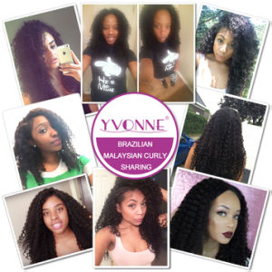 Top Quality Grade 7A 100% Unprocessed Brazilian Virgin Human Hair pictures & photos