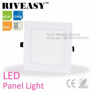 12W Square Nanoled Panel Light pictures & photos