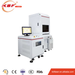 Soft Material Ceramic PVC Sapphire FPC UV Precise Laser Cutting Machine pictures & photos