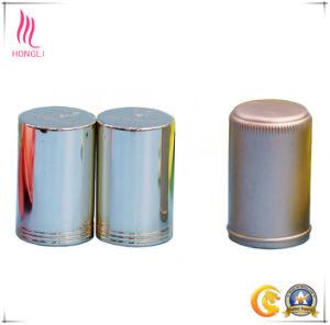 Elegant Aluminum Screw Cap for Perfume Bottle pictures & photos