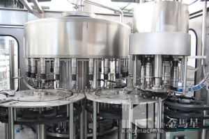 Automatic Pure Water Filling Machine Production Line pictures & photos