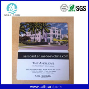 4 Color Printing RFID F08 M1 Smart Warranty Card pictures & photos