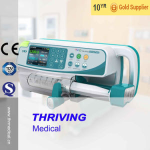 Medical Top Syringe Pump (THR-SP400) pictures & photos
