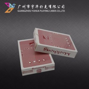 Best Quality 100% Plastic Playing Cards Casino Cards for Gambling pictures & photos