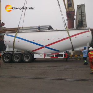 Direct Factory Bulker Cement Tank Semi Trailer for Sale pictures & photos