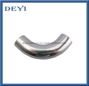 Stainless Steel Hygienic High Precision Sanitary Pipe Fittings (DE-S001) pictures & photos