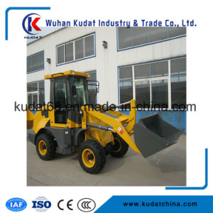 1.5tons Mini Wheel Loader with EPA Engine pictures & photos