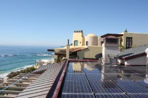 305wp Power System Mono PV Solar Panel with 60 Cells pictures & photos