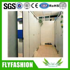 Commercial Furniture Easy Cleaning Toilet Cubicle Partition (WC-04) pictures & photos