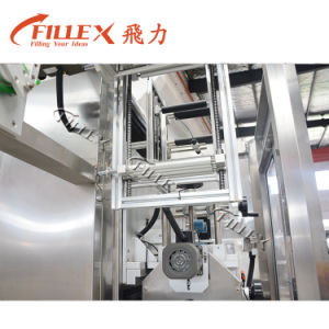 Automatic Single Sided Shrinkable Sleeve Label Machine pictures & photos