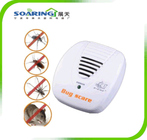 Portable Ultrasonic Mouse Insert Repellent Bug Scare pictures & photos
