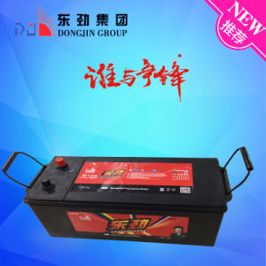 Mf150d (12V140AH) Dongjin Huge Capacity Maintenance Free Automotive Car Battery pictures & photos