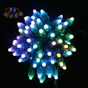 9mm/12mm Full Color Waterproof LED RGB Advertising Light pictures & photos