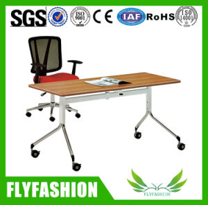 3 Seats Office Training Table Folding Table (SF-06F) pictures & photos