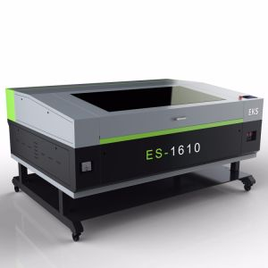 Es-1610 with 130W/ 150W Laser Tube′s Laser Cutting Machine with Cheap Price 1 pictures & photos
