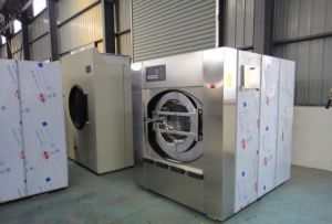 Industrial Use Front Loading Fully Automatic Washing Machine pictures & photos